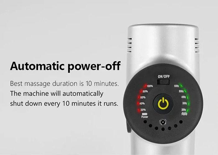 Boluojun Booster Pro X Massage Gun 可調式振動肌肉按摩槍