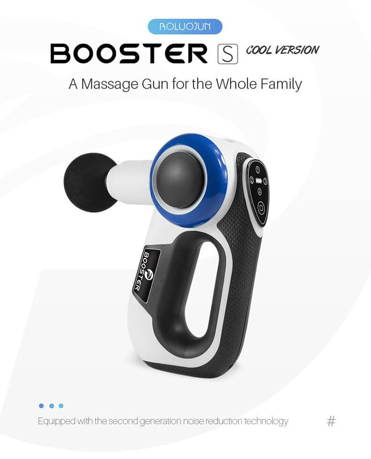 Boluojun Booster Pro S 肌肉按摩槍