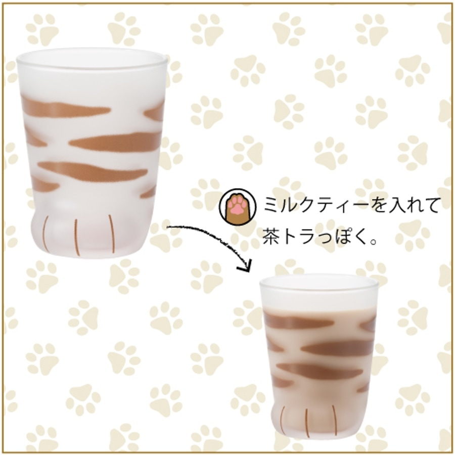 coconeco 貓腳玻璃杯/子貓(日本直送)