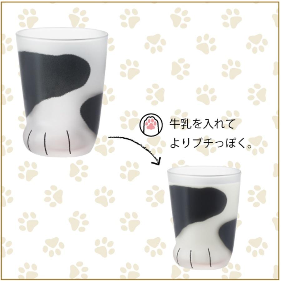 coconeco 貓腳玻璃杯/親貓(日本直送)