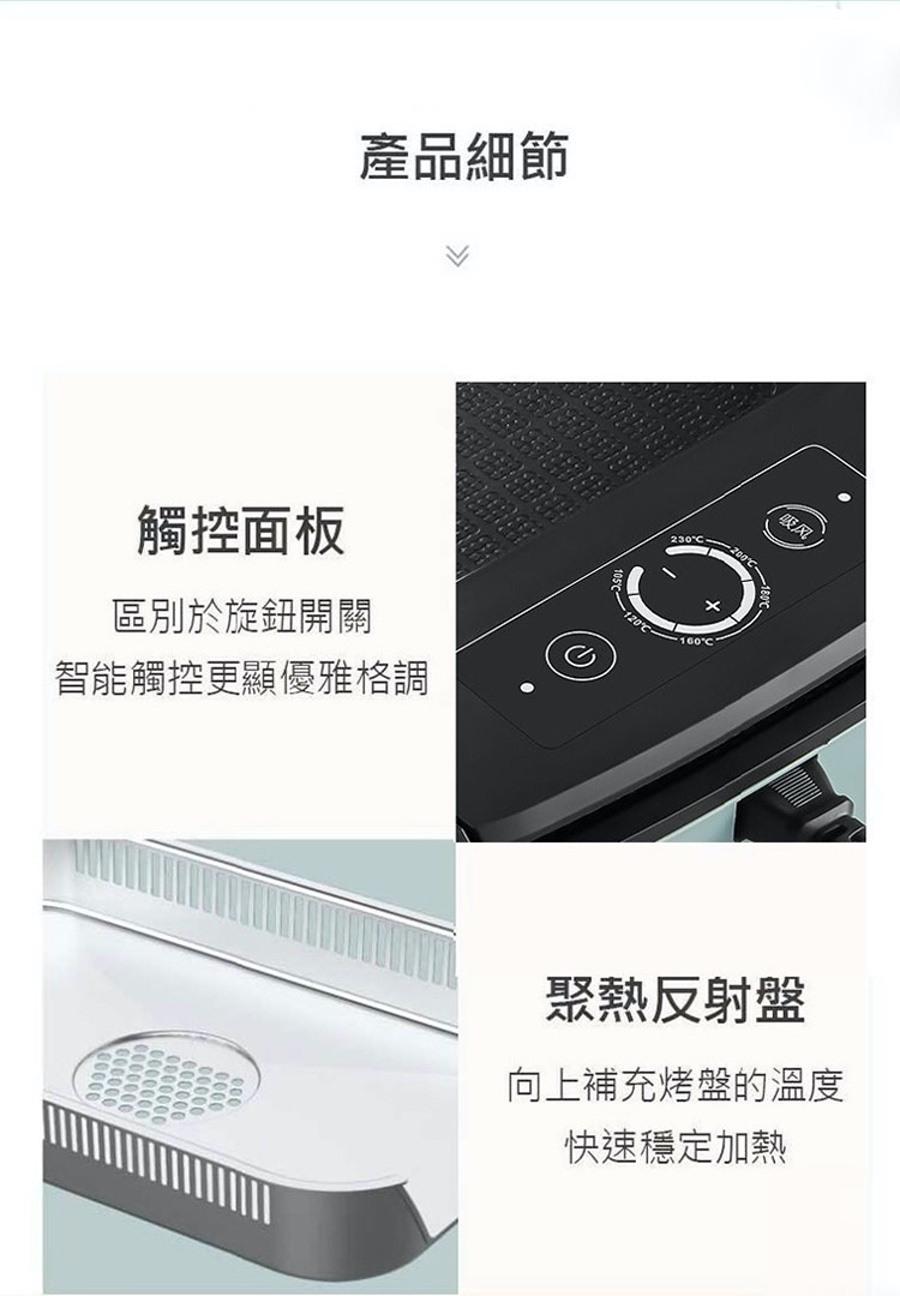 韓國 DAEWOO大宇 電燒烤爐SK1 升級款