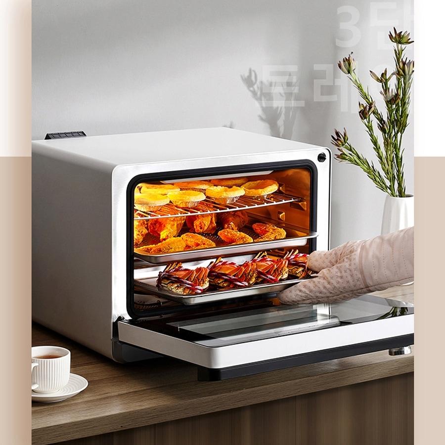 韓國 DAEWOO 蒸氣烤爐