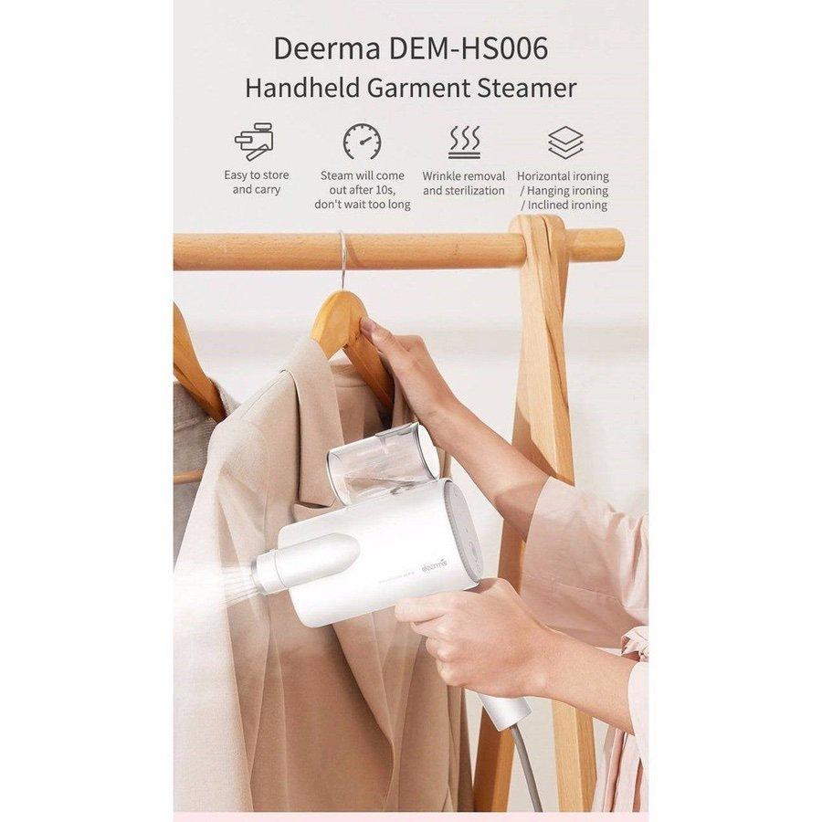 Deerma 德爾瑪 手持掛燙機 DEM-HS006