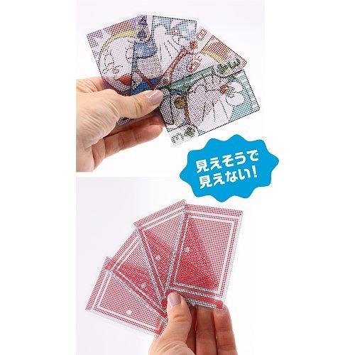 多啦A夢 叮噹 透視撲克牌 (日本直送)