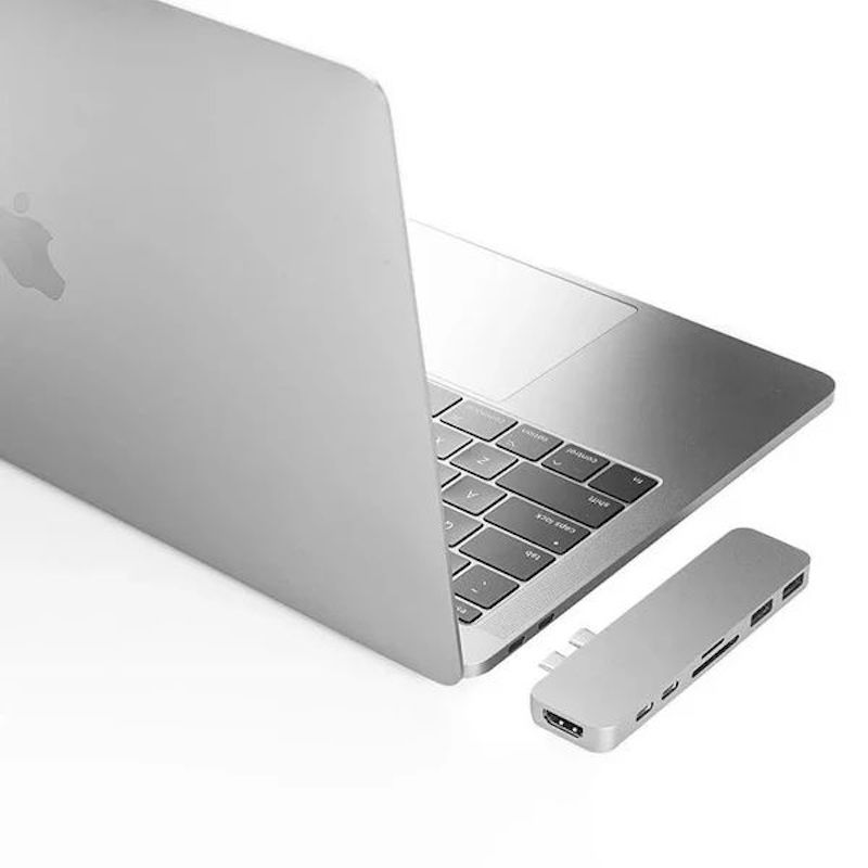HyperDrive DUO 7-in-2 HD28C for USB-C MacBook Pro/Air