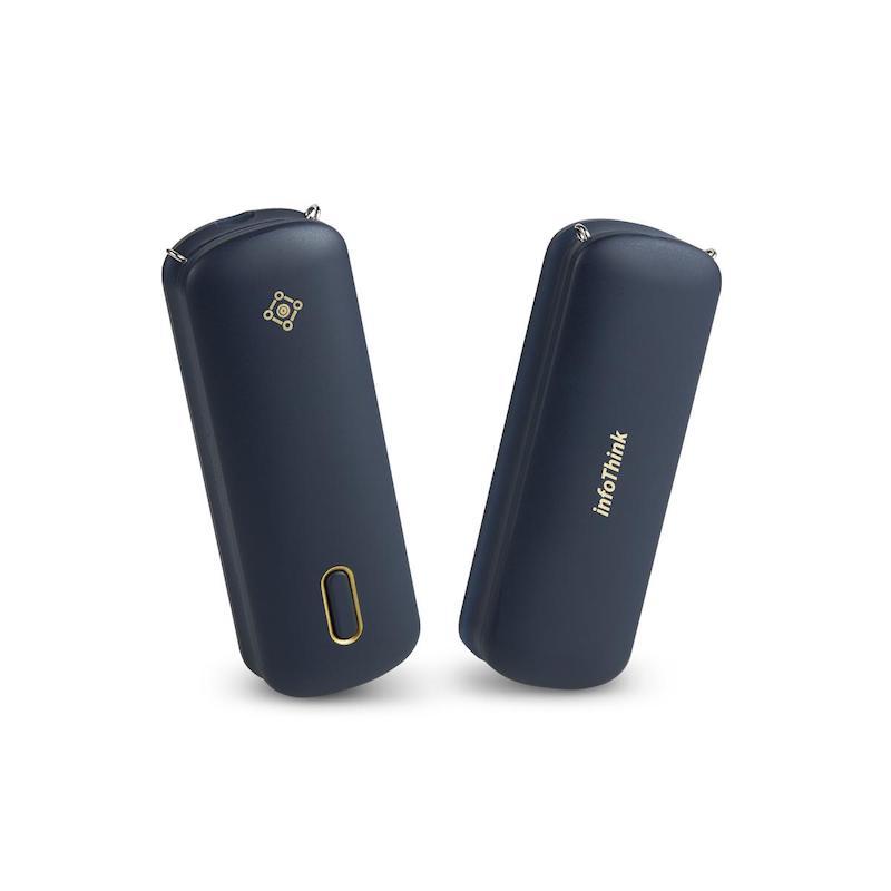 InfoThink 隨身淨系列 - 隨身項鍊負離子空氣清淨機