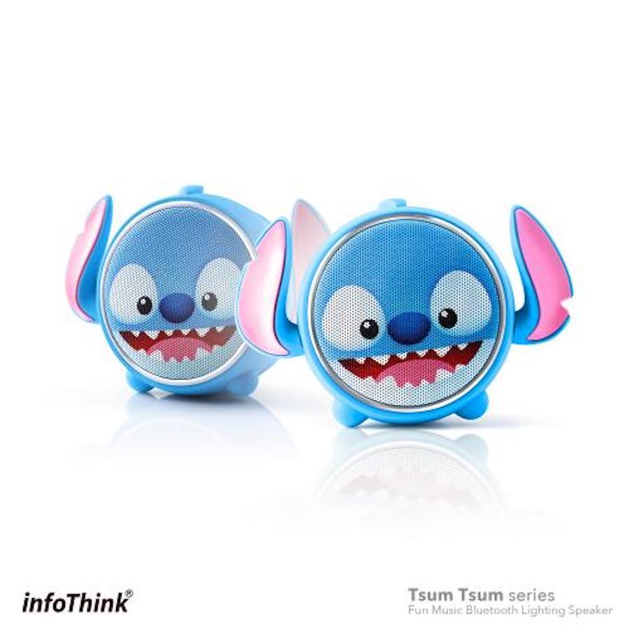 InfoThink BSP100 TSUM TSUM音樂藍牙燈光喇叭
