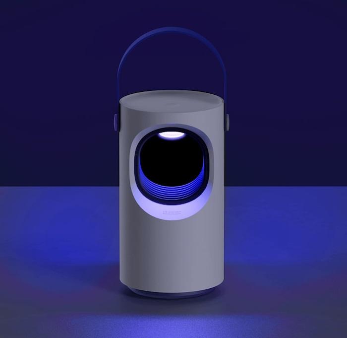 3life 紫漩USB靜音滅蚊器