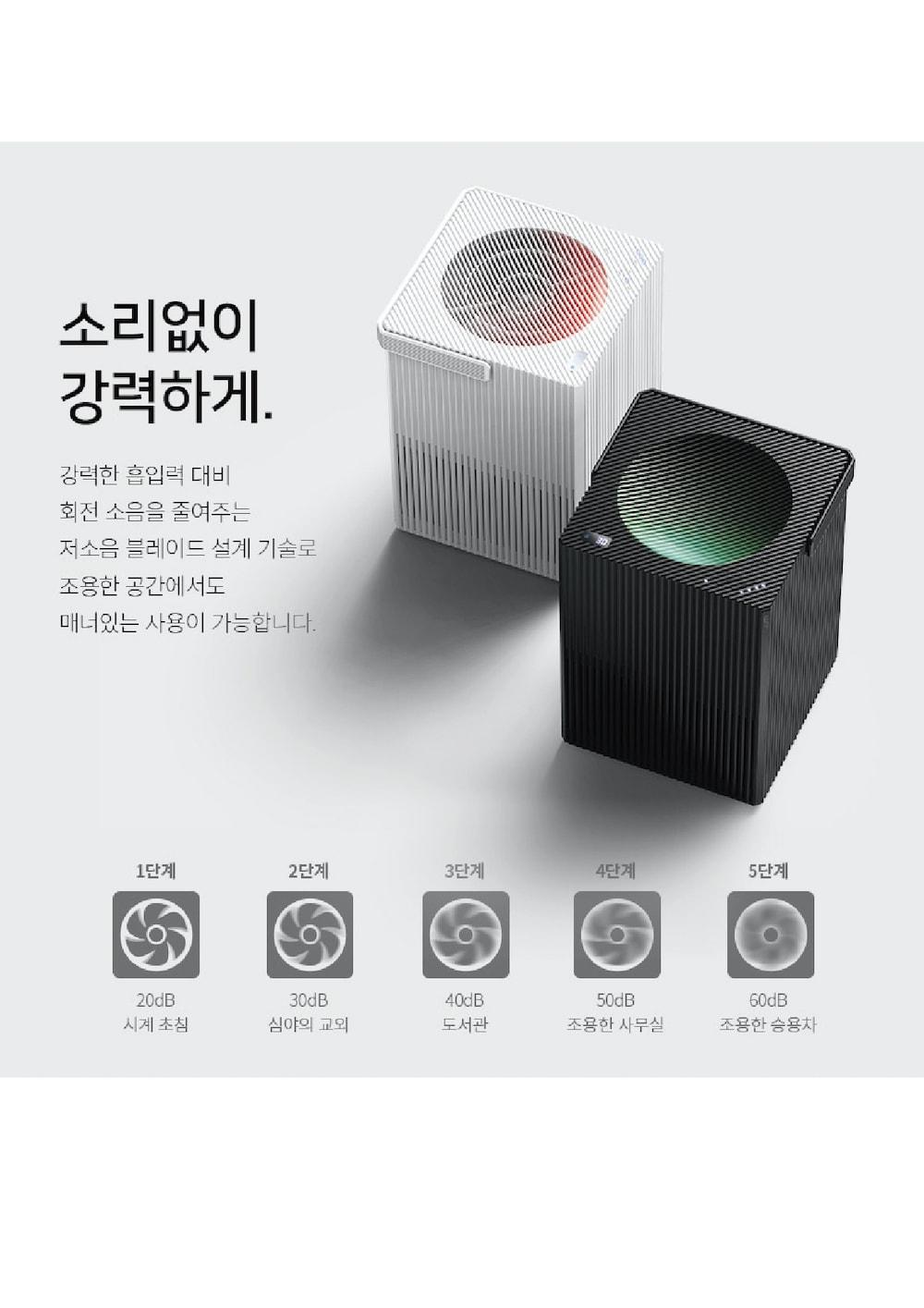 韓國 Lumena A3 無線空氣清新機