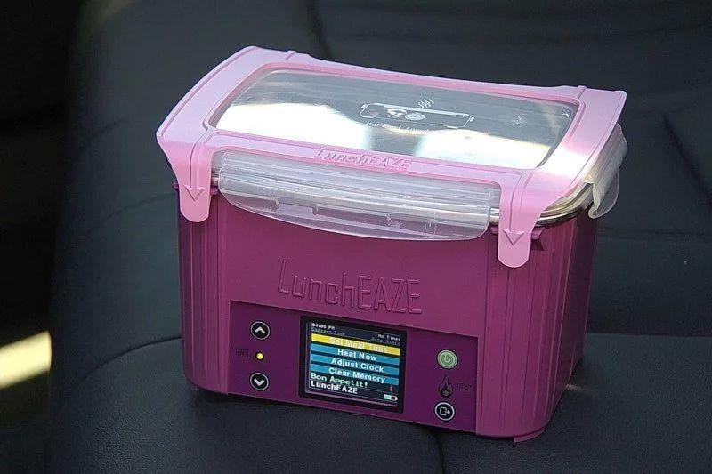 美國LunchEAZE自動加熱飯盒充電式(0.85公升)