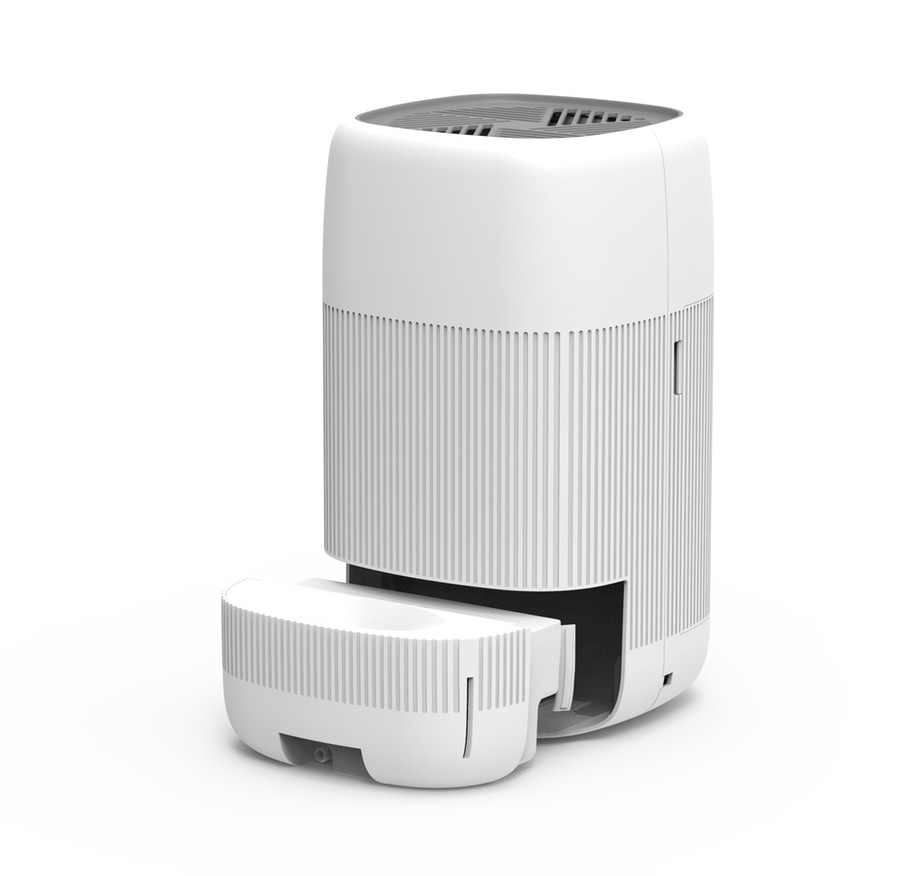 Machino Q10 迷你 2合1 智能空氣淨化抽濕機