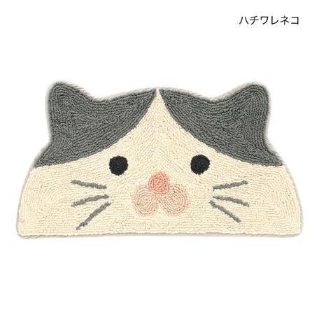 半圓貓貓地氈(日本直送)