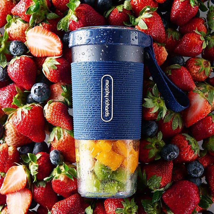 Morphy Richards 摩飛榨汁杯 MR9600 小型榨汁機 電動便攜式果汁杯