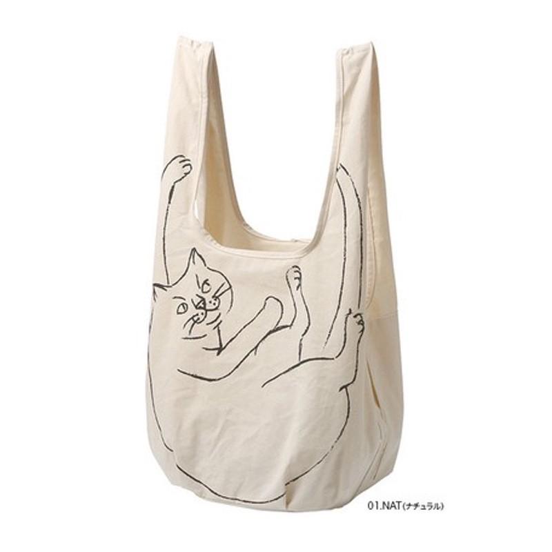 貓咪環保袋(日本直送)