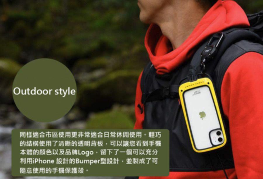 日本ROOT CO. Shock Resist Case Pro iPhone 12/Pro/Max/Mini Case