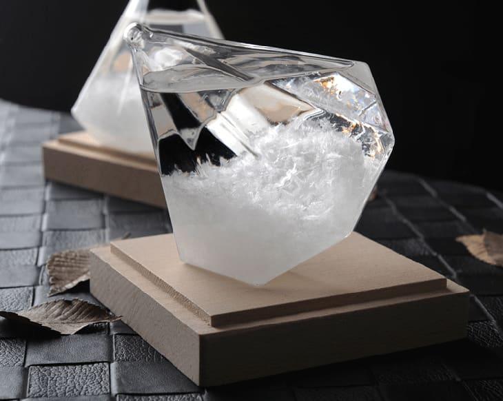 鑽石型天氣瓶