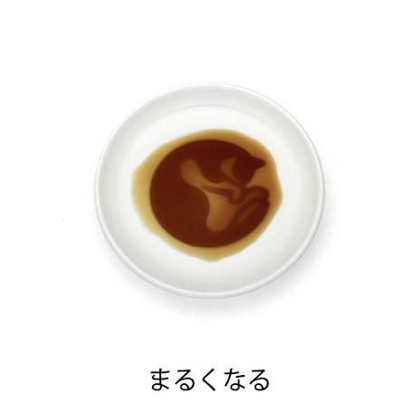 貓咪醬油碟(日本直送)