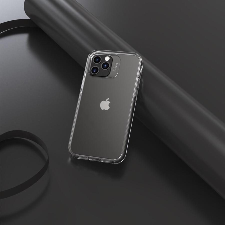 Vokamo 高透防撞抗菌保護套 iPhone 12 系列