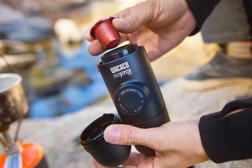 WACACO Minipresso NS 迷你隨身濃縮咖啡機 - 膠囊版
