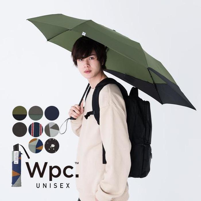 Wpc. 日本超跣水 Unnurella Biz 滴水不沾自動縮骨遮