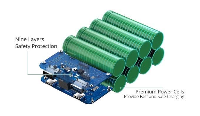 美國 Zendure SuperTank 行動電源 27000mAh