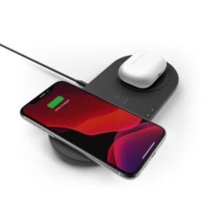 Belkin-BOOST↑CHARGE-dual-pads-15w-雙無線充電板