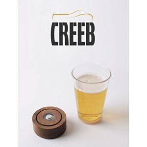 韓國CREEB-maker超聲波振動便攜式啤酒泡沫機
