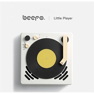 BeeFo LITTLE PLAYER 小唱機藍牙鬧鐘喇叭 speaker