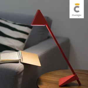 Chocolight 風格派 LED三角檯燈 DELTALAMP 護眼閱讀燈 USB充電