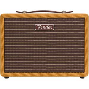 Fender Monterey Tweed 復刻經典設計 無線藍牙喇叭