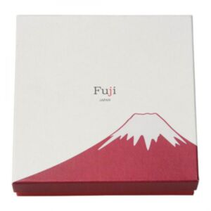 美濃燒節慶富士山碗及酒杯禮盒日本直送-0