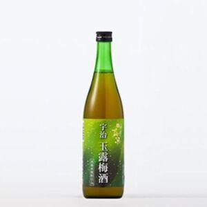 富翁 宇治玉露梅酒