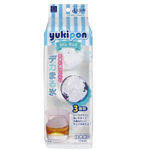 日本 KOKUBO Delijoy Yukipon 6cm 圓球冰模 三粒