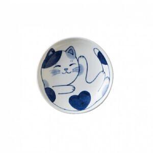 10cm貓貓瓷碟(日本直送)