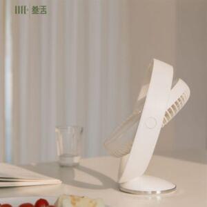 3life 秋葉 USB充電桌面靜音大風扇