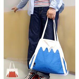 富士山手提袋(日本直送)