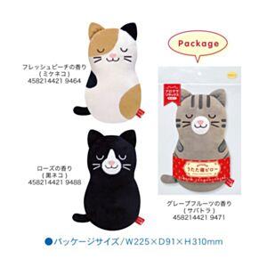 貓咪可愛攬枕(日本直送)