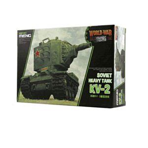 MENG 坦克Q版KV-2