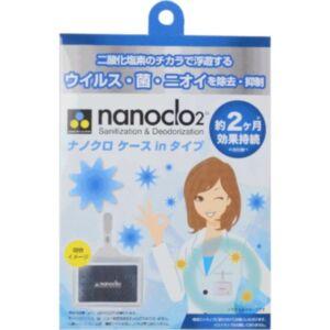 Nanoclo2 -流動抗菌包