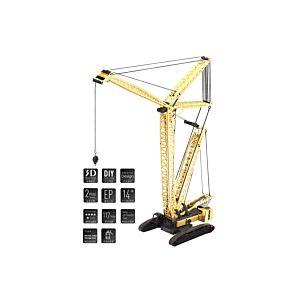 3D 鐵片模型 工程 吊臂天秤