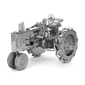 迷你3D鐵片模型 工程 拖拉車