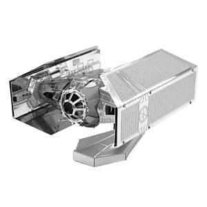 迷你3D鐵片模型 star war 鈦戰機