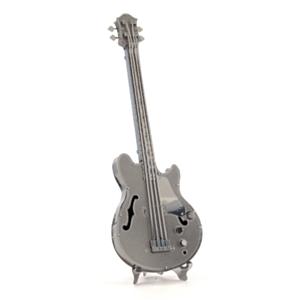迷你3D鐵片模型 樂器 Bass貝斯