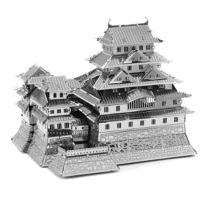 迷你3D鐵片模型 建築 姫路城
