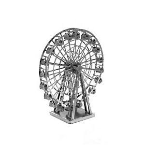 迷你3D鐵片模型 建築 摩天輪