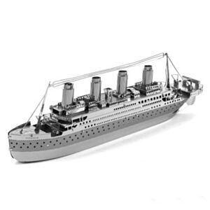 迷你3D鐵片模型 船 鐵達尼號