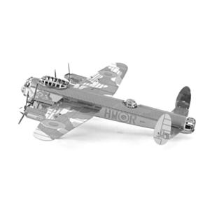 迷你3D鐵片模型 飛機 蘭卡斯特轟炸機