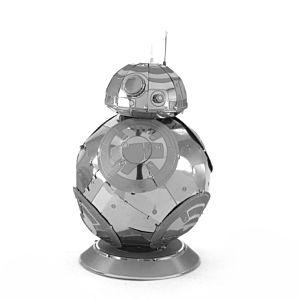 迷你3D鐵片模型 STAR WAR BB-8