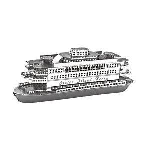 迷你3D鐵片模型 交通 渡輪