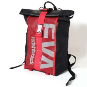 RADIO EVA EVANGELION ROLL BACK PACK by FIRE FIRST 捲式背囊(日本直送)